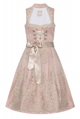 MOSER-TRACHTEN-MIDI-DIRNDL-70ER-APRICOT-TAUPE-BEATE-005291_1